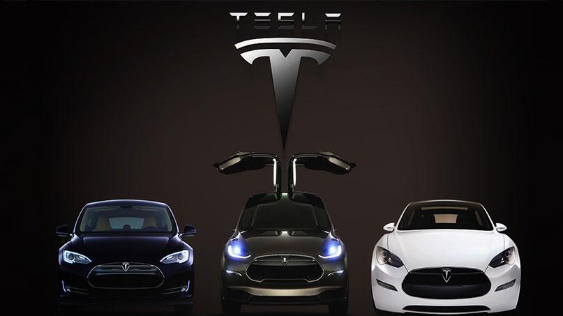 Tesla Motors สร้างรถยนต์ไฟฟ้าเป็นแห่งแรก