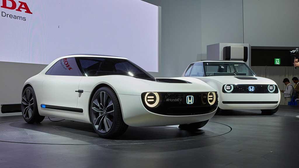 Honda วางแผนเปิดตัวรถยนต์ไฟฟ้าใช้เวลาชาร์จเพียง 15 นาที