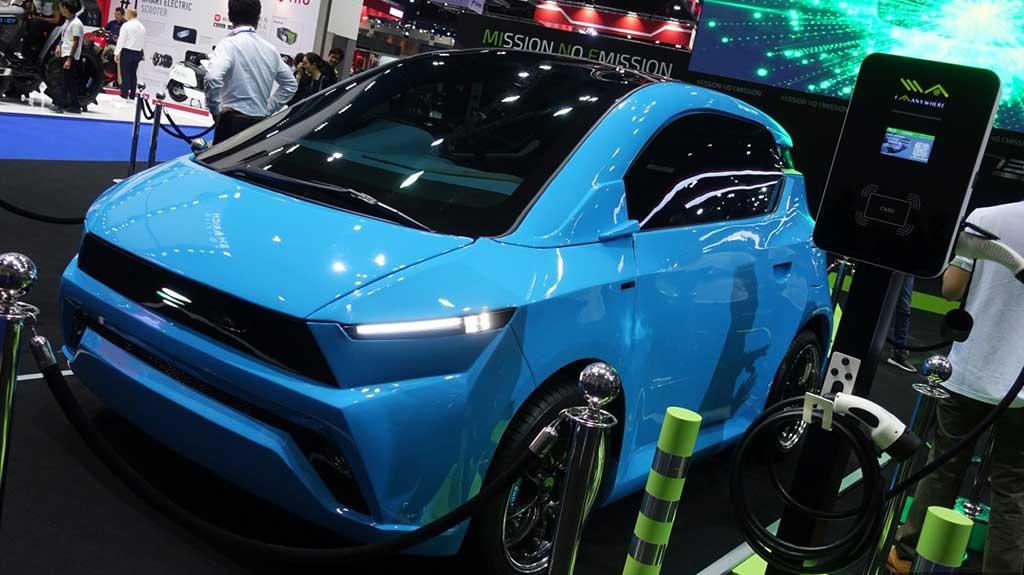 รถยนต์ไฟฟ้าในไทยทำไมไม่มีการพัฒนาขึ้นในปัจจุบัน