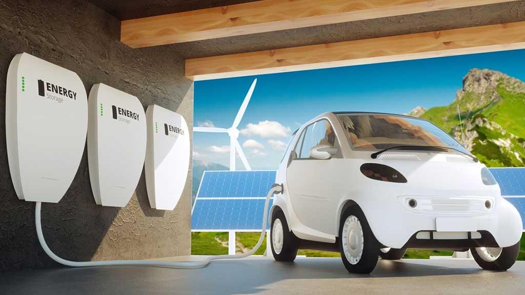 รถยนต์ไฟฟ้าจะครองถนนได้ในปี 2040