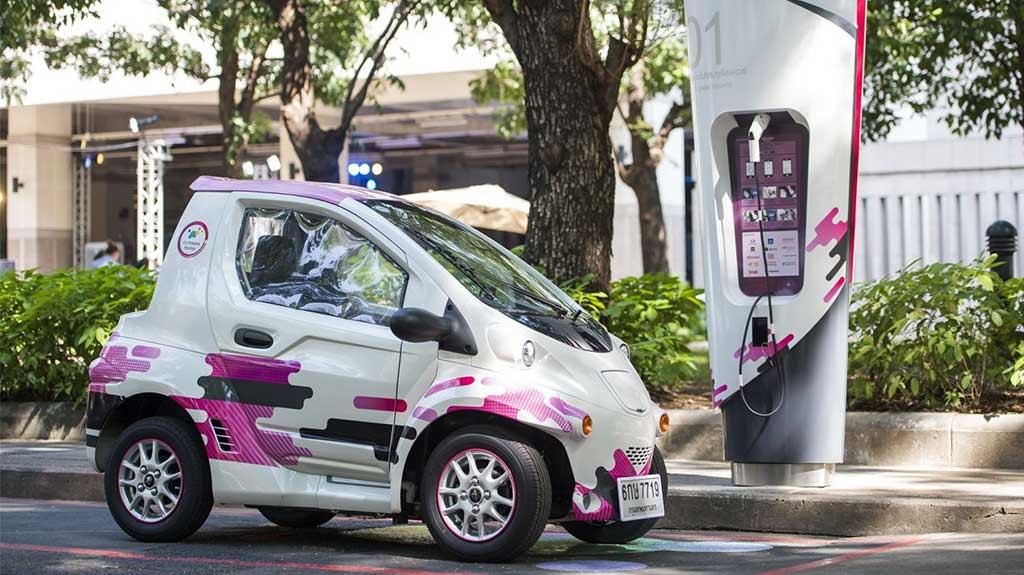 มาตรการใหม่กระตุ้นรถยนต์พลังงานไฟฟ้าจากทางรัฐบาล