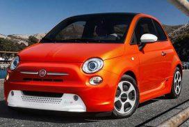 Fiat-500E-