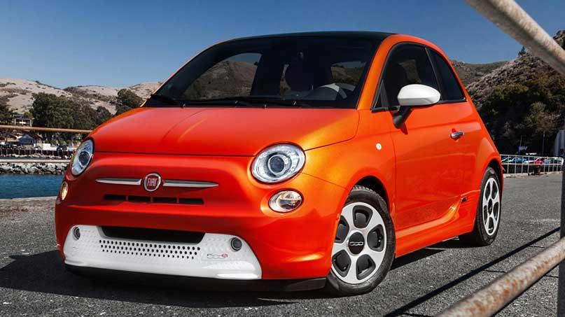 แนะนำ Fiat 500E